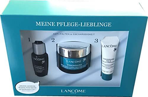 Lancôme - Lancome - Visionnaire - Set - Advanced Genifique Serum 7ml + Visionnaire Day Cream 15ml + Visionnaire Yeux 3ml -