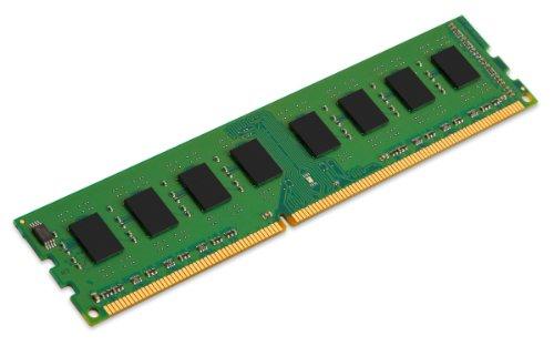 Kingston KVR13N9S8H/4 Arbeitsspeicher 4GB (DDR3 Non-ECC CL9 DIMM 240-pin, 1.5V)