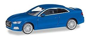 Herpa 038669-002Vehículos Audi A5Coupe, Scuba Azul metálico
