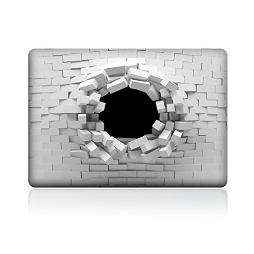 Swiftswan Obere Abdeckung Ganzkörper Aufkleber für MacBook 13 Retina Oberhaut Laptop Tasche