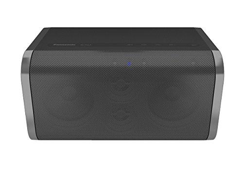 Panasonic SC-ALL3EG-K Wireless Multi-room Lautsprechersystem (Qualcomm AllPlay, Streaming, 40 Watt RMS) schwarz -