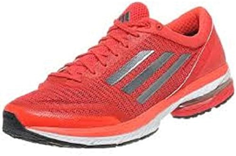 adidas Adizero Aegis 3 M – Zapatillas de running, rojo, 9 UK