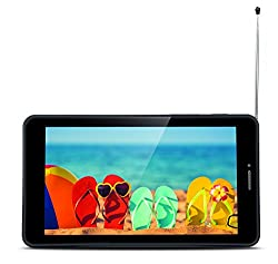iBall Q45i Tablet (7 inch, 8GB, Wi-Fi+ 3G+ Voice Calling), Metallic Grey