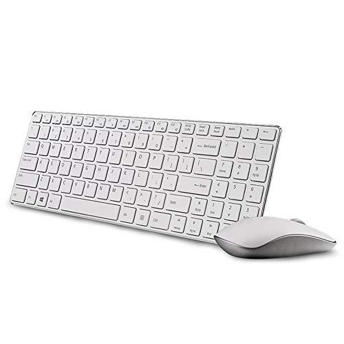 JAYDENN Kabellose Maus und Tastatur