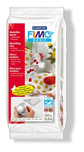 staedtler-fimo-air-basic-air-drying-modelling-clay-1-kg-white
