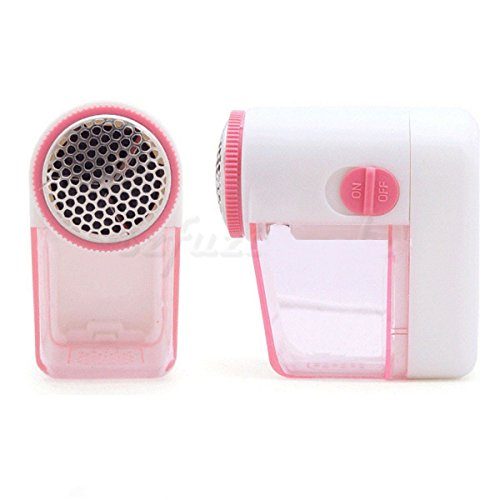 PINDIA PORTABLE HANDY SMALL FABRIC ELECTRIC LINT SHAVER FUZZ REMOVER