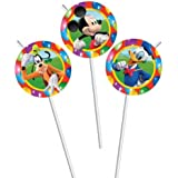 Mickey Mouse Partytime pajas (paquete de 6)