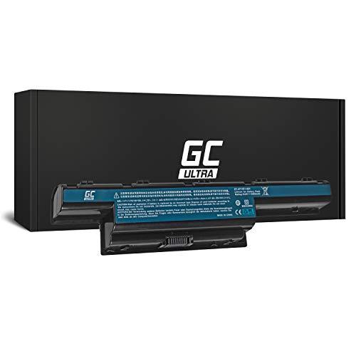 Green Cell® Laptop Akku für Acer Aspire 5551 5552 5733 5741 5741G 5742 5742G 5742Z 5749 5749Z 5750 5750G 5755G (Ultra - Panasonic Zellen 6800 mAh)
