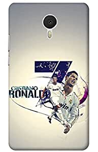 iessential football Designer Printed Back Case Cover for YU Yunicorn