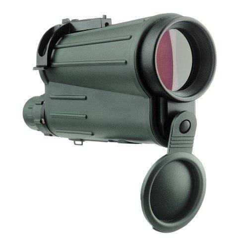 Yukon Spektiv 20-50x50 wasserdicht mit variabler stufenloser Vergrößerung und Mehrschichtvergütung, Stativanschlussgewinde, inklusive umfangreichem Zubehör -