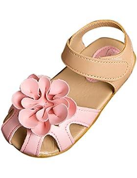 Zapatos de Verano para Bebé 💋💝 Yesmile Princesa Zapatillas de la Flor Grandes Sandalias Suave Blanda de Playa...