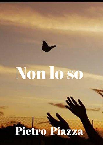 non-lo-so-italian-edition