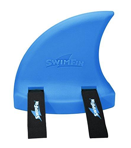 Unbekannt SwimFin - die Hai-tastische Schwimmhilfe, CE (blau) -