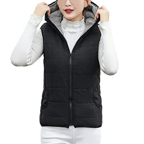 TWBB Winter Daunenjacke Weste Mantel,Wintermantel Mäntel Winterjacke Jacke Outwear Parka Strickjacke Outwear