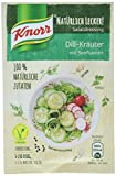 Knorr Salatdressing 100% Natürlich Dill Kräuter, 10er Pack (3 x 9,0 g x 10 = 270 g)