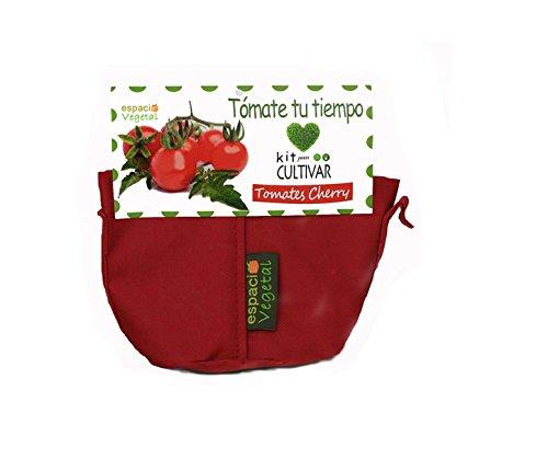 Kit culture Tomates cerise. ROUGE COMME UNE TOMATE.