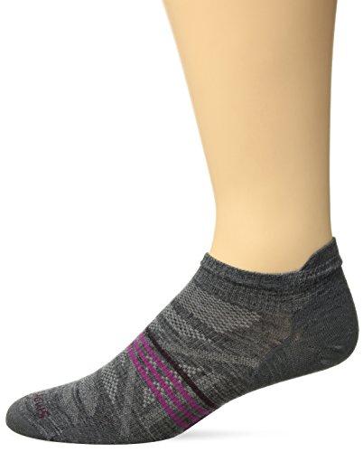 Womens Phd Outdoor Light (Smartwool PhD Outdoor Ultra Light Micro Socks Women Medium Gray Schuhgröße L   42-45 2018 Socken)