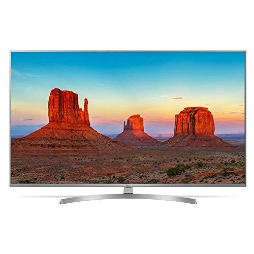 LG 55UK7550PLA 55 Inch Smart HDR 4K Ultra HD LED TV Freeview Play Freesat HD (Certified Refurbished)