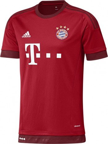 Trikot Adidas FC Bayern 2015-2016 Home - Lewandowski [Größe M]