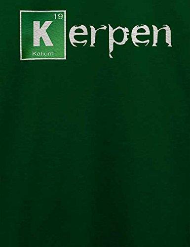Kerpen T-Shirt Dunkel Grün