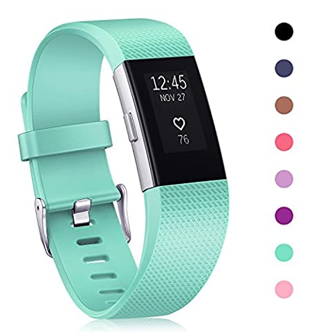 Fitbit Charge 2 Armband, Mornex Original Armband Sport Fitness Watch