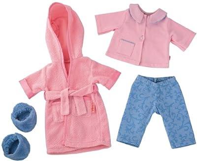 Haba 3766 - Pijama para muñeca de 38 cm por Haba