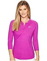 Nike W NKCT DRY PURE TOP HZ - Long-sleeved - T-shirt for Women, Size