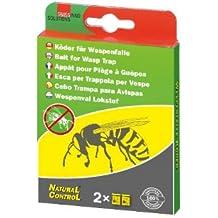 Swissinno 1 400 001KSN Natural Control - Trampa para avispas (2 unidades)