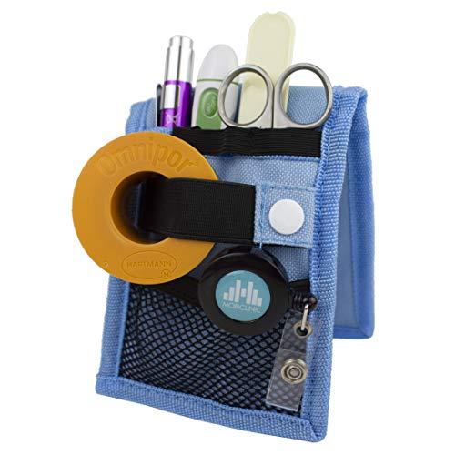 MINIKEEN\'S, Salvabolsillos enfermera, Azul, Mobiclinic