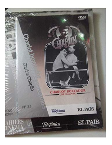 GRANDES DIRECTORES. Libro Charles Chaplin + DVD