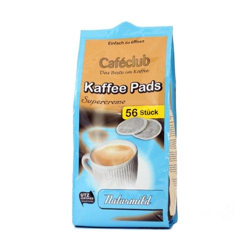 Cafeclub Supercreme VorteilPads Mild KaffeePads 56 Stuck