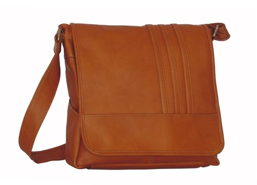david-king-co-vertical-laptop-messenger-with-3-stripes-tan-one-size