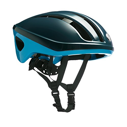 Brooks England Ltd Harrier Helmet Fahrradhelm, Teal/Baby Blue, Gr. L