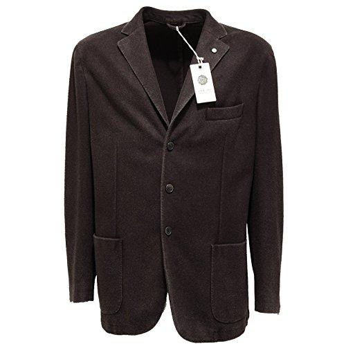 78657 giacca L.B.M. 1911 LANA giacche capo spalla uomo jacket men [56 R]