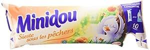 Minidou - Adoucissant en Doses - Peche et Fleurs de Cerisier - 3 x 250 ml - Lot de 4