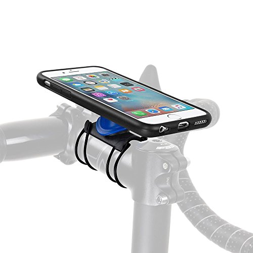 Quad Lock Halterungen Bike Kit - iPhone 6/6S, schwarz, -, 3580001