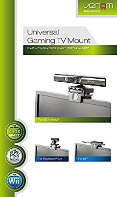 New Universal Gaming TV Mount For Xbox 360, PlayStation 3, Nintendo Wii
