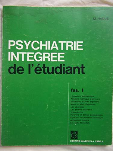 Psychiatrie intégrée de l'étudiant