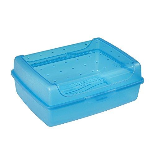 Click-Box Zum Transportieren oder Aufbewahren von Kleinteilen