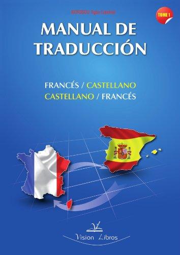 Manual De Traducción