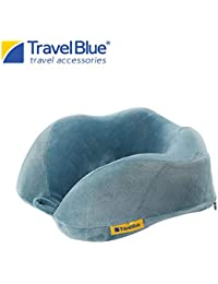 Travel Blue Blue Tranquility Memory Foam Foldable Travel Pillow