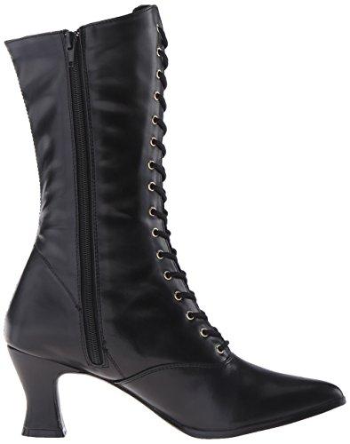 Pleaser Vic120/b/pu, Bottes Femme Noir (Black)
