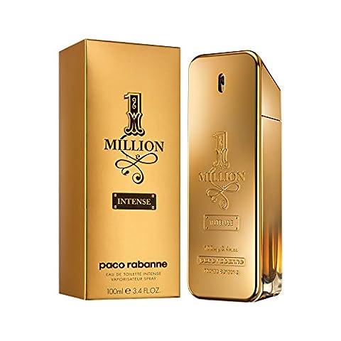 Paco Rabanne 1 Million Intense Eau De Toilette Spray for Him 100 ml