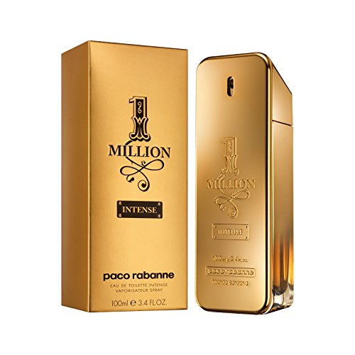 Paco Rabanne - 1 Million Intense Agua De Tocador Vaporizador, 100 ml