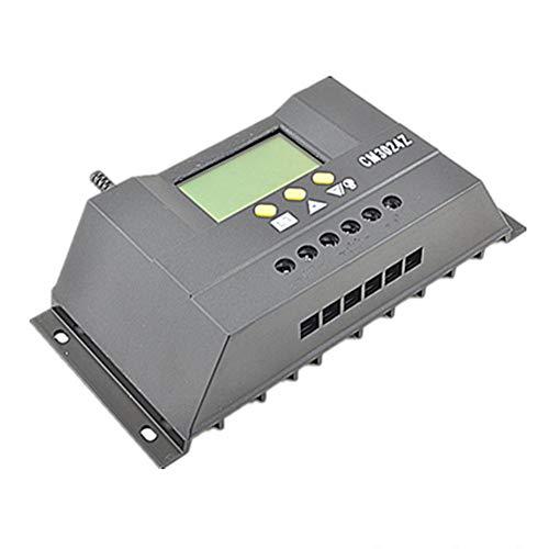 Junerain CM3024Z 12V 24V 30A LCD Solarladeregler Spannungsregler 30a Steckdose