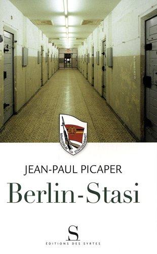 Berlin-Stasi par Jean-Paul Picaper