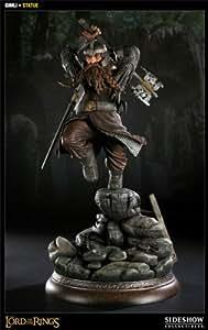 *Sideshow Le Seigneur des Anneaux statue Premium Gimli*