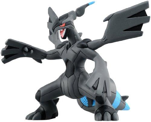 TAKARA TOMY Takaratomy Pokemon Best Wishes Hyper Taille Mhp-04 Zekrom Overdrive Action Figure