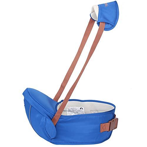 Unbekannt Baby Hüfthocker Ergonomische Babytrage mit Schultergurt, Hüfthockersitz zum Tragen von Kleinkindern,D