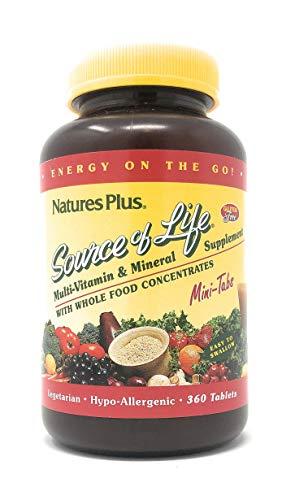 Natures Plus Source of Life® Mini-Tabs 360 Mini-Tabletten (375g) -